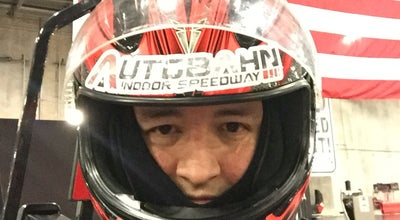 Photo of Go Kart Track Autobahn Indoor Speedway at 6601 Executive Park Ct N, Jacksonville, FL 32216, United States