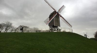 Photo of Historic Site Sint-Janshuismolen at Kruisvest, Brugge 8000, Belgium
