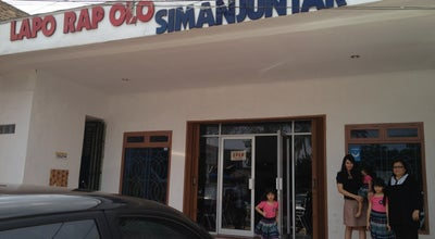 Photo of Asian Restaurant RM. Rap Olo Simanjuntak at Jl. Soekarno Hatta, Bandar Lampung, Indonesia