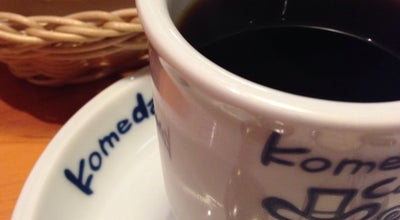 Photo of Coffee Shop コメダ珈琲 各務原那加住吉店 at 那加住吉町4-5, 各務原市 504-0907, Japan