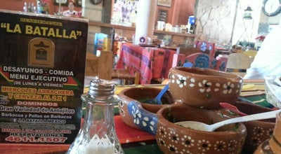 Photo of Mexican Restaurant La Batalla at Mexico