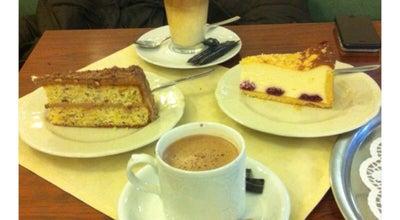 Photo of Dessert Shop Café-Konditorei Raab at Karl-marx-straße 14, Trier 54290, Germany