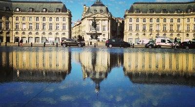Photo of Outdoors and Recreation Miroir d'Eau at Quai Du Maréchal Lyautey, Bordeaux 33000, France