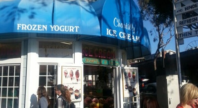 Photo of Ice Cream Shop Chantilly Ice Cream at 202 Park Ave, Laguna Beach, CA 92651, United States