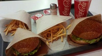 Photo of Burger Joint Bit burgers at Ленина 41, Томск, Russia