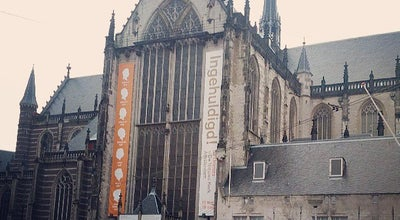 Photo of Church De Nieuwe Kerk at Dam 10, Amsterdam 1012, Netherlands