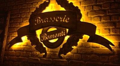Photo of Pub Cafe Plaza Brasserie Bomonti at Mustafa Bey Cad. No:3/a Alsancak, İzmir, Turkey