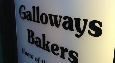 Photo of Bakery Galloways at 33 Wallgate, Wigan WN1 1BE, United Kingdom