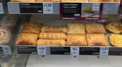 Photo of Bakery Greggs at United Kingdom