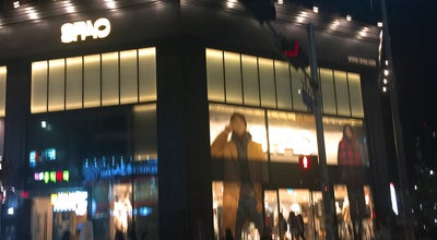Photo of Clothing Store SPAO 홍대점 at South Korea