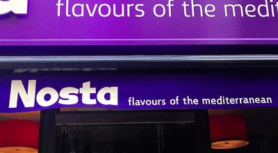 Photo of Mediterranean Restaurant Nosta at 4 Marlboro St, Cork, Ireland