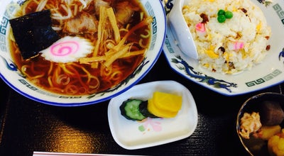 Photo of Chinese Restaurant 中華料理 千葉屋 at 新宿町5-21-13, 川越市, Japan