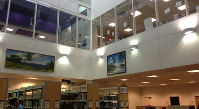 Photo of Library Blake Library at 2351 Se Monterey Rd, Stuart, FL 34996, United States