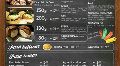 Photo of Burger Joint Samburger Hamburgueria e Boteco at Rua Prof Agnelo Bitencourt, Boa Vista, Brazil