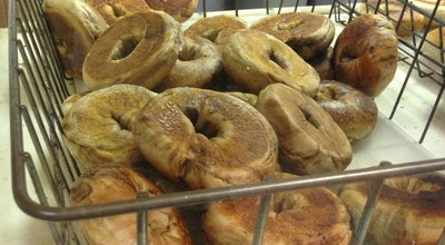 Photo of Bagel Shop Barry Bagels at 2515 Jackson Ave, Ann Arbor, MI 48103, United States