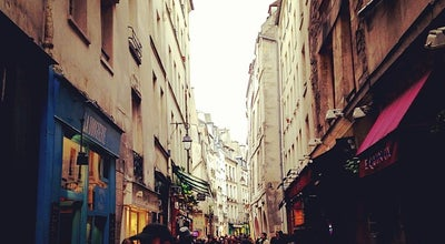 Photo of Neighborhood Le Marais at Le Marais, Paris 75004, France