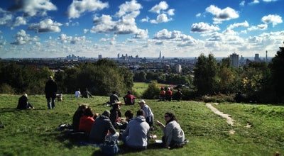 Photo of Scenic Lookout Parliament Hill at Parliament Hill, London NW5 1QR, United Kingdom