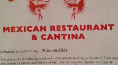 Photo of Mexican Restaurant Two Senoritas at 2601 W Ferguson Rd, Mount Pleasant, TX 75455, United States