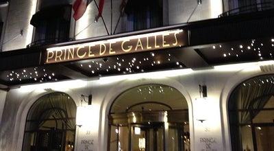 Photo of Hotel Prince de Galles at 33 Avenue George V, Paris 75008, France