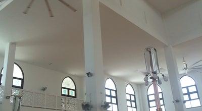 Photo of Mosque Masjid Bandar Laguna Merbok at Malaysia