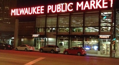 Photo of Market Milwaukee Public Market at 400 N Water St, Milwaukee, WI 53202, United States