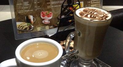 Photo of Cafe café París at Mexico