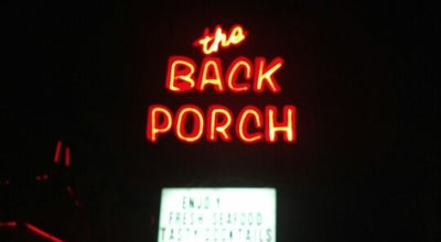 Photo of American Restaurant front porch at 306 Bayshore Dr, Niceville, FL 32578, United States