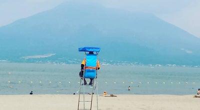 Photo of Beach 磯海水浴場 at 吉野町磯, 鹿児島市 892-0871, Japan
