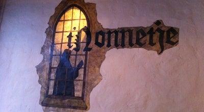 Photo of French Restaurant Restaurant 't Nonnetje at Vischmarkt 38, Harderwijk 3841 BG, Netherlands