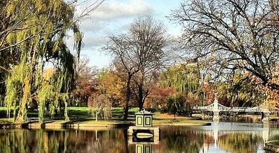 Photo of Garden Boston Public Garden at 9 Arlington St, Boston, MA 02116, United States
