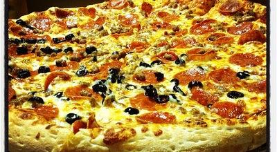 Photo of Pizza Place Villanova's pizza at 1514 W San Antonio St, New Braunfels, TX 78130, United States