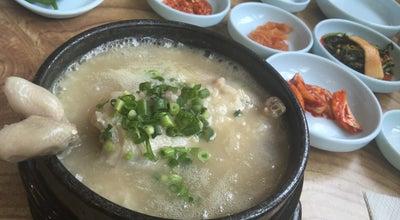 Photo of Food 강원토종삼계탕 at 원미구 부일로237번길 23, 부천시 420-816, South Korea