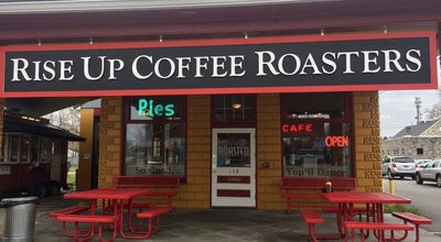 Photo of Coffee Shop Rise Up Coffee Roasters at 618 Dover Rd, Easton, MD 21601, United States