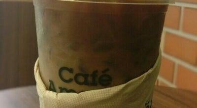 Photo of Coffee Shop Cafe Amazon (คาเฟ่' อะเมซอน) at Tesco Lotus Kratumbaen, Krathum Baen, Thailand