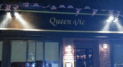 Photo of Restaurant Queen Vic at 68 2nd Ave, New York City, NY 10003, United States