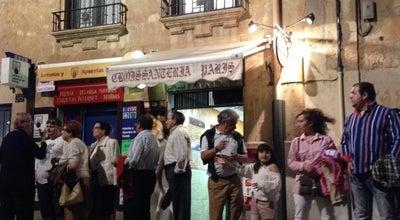 Photo of Dessert Shop Croissantería París at Rúa Mayor, Salamanca, Castilla y León, Spain