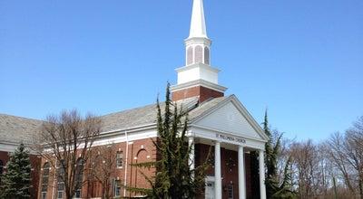 Photo of Church St. Philomena Church at 396 S Livingston Ave., Livingston, NJ 07039, United States