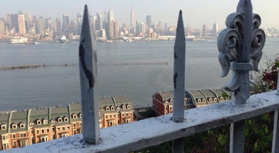 Photo of Park riverfront park at Port Imperial Blvd, weehawken, NJ, United States