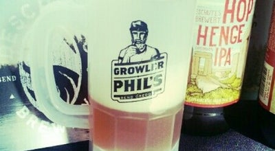 Photo of Beer Store Growler Phil's at 1244 Nw Galveston Ave, Bend, OR 97703, United States