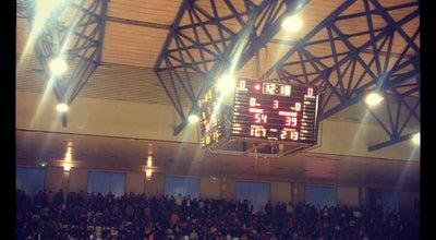 Photo of Basketball Court Palestra Sezai Surroi at Prizren, Kosovo