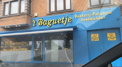 Photo of Bakery 't Baguetje at Kortrijksestraat 37, Harelbeke 8530, Belgium