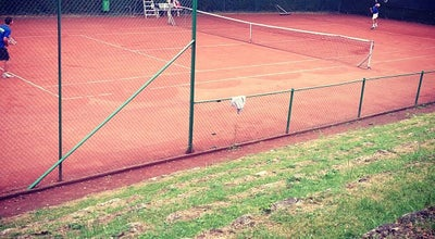 Photo of Tennis Court Tennis Club Forest Domaine at 150 Avenue Du Domaine / Domeinlaan 150, Forest / Vorst 1190, Belgium