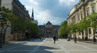 Photo of Plaza Place Louis Lépine at Place Louis Lépine, Paris 75004, France