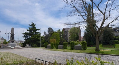 Photo of Park Square de la Motte at Square De La Motte, Rennes 35000, France