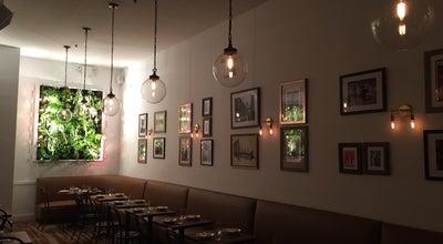 Photo of Italian Restaurant Gran Morsi at 22 Warren St, New York, NY 10007, United States