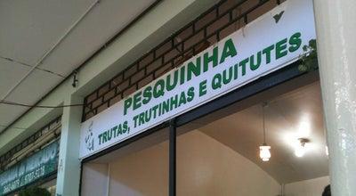 Photo of Fish and Chips Shop Pesquinha at Mercado Municipal De Campos Do Jordão, Campos do Jordão 12460-000, Brazil