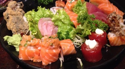 Photo of Sushi Restaurant Yamato at Av. Goiás, 436, São Caetano do Sul 09521-300, Brazil