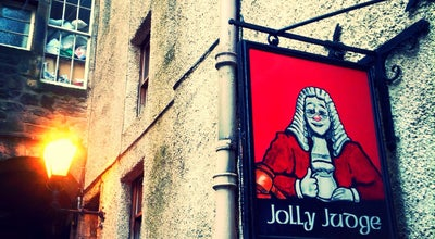 Photo of Pub Jolly Judge at 7 James Court, Edinburgh EH1 2PB, United Kingdom