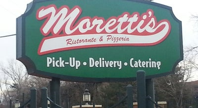 Photo of Pizza Place Moretti's Ristorante And Pizzeria at 1799 S Busse Rd, Mount Prospect, IL 60056, United States