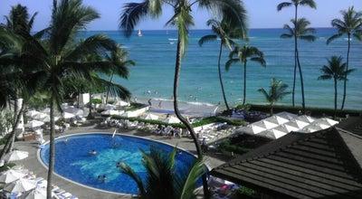 Photo of Hotel Halekulani at 2199 Kalia Road, Honolulu, HI 96815, United States